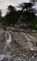360 Degree view of Grotto Canyon