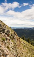 Raspberry Ridge Fire Lookout
