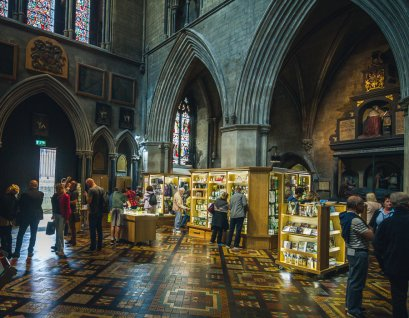 St. Patrick's Cathedral gift shop